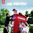 La pochette de  Live While We're Young , nouvel album des One Direction.