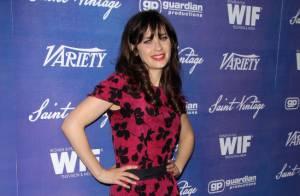 Jennie Garth et Zooey Deschanel : Femmes fatales en route pour les Emmy Awards