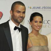 Tony Parker et Axelle : Fous d'amour près d'Omar, Fred et la princesse Caroline