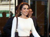Rania de Jordanie : Elégante et rayonnante pour séduire Bill Clinton