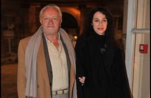 Niels Arestrup : Marié et papa pour la première fois à 63 ans !