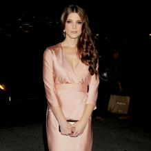 Ashley Greene à l'avant-première de la comédie <em>Butter</em> à New York, le 27 septembre 2012.