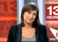 Anne-Marie Revol, enceinte, quatre ans après la mort de ses filles