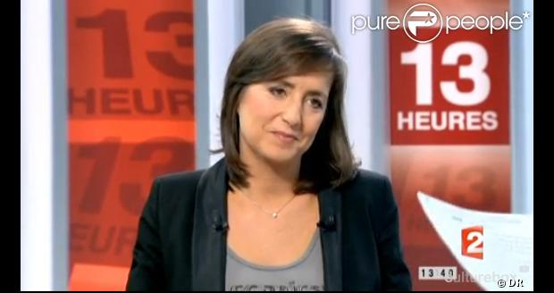 Anne-Marie Revol, journaliste de France 2