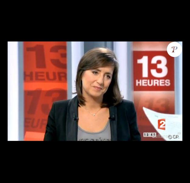 Anne-Marie Revol, journaliste de France 2