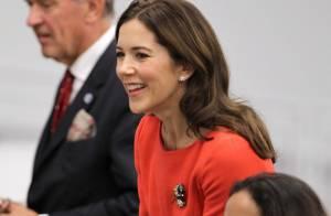 Princesse Mary à New York : Un magnifique sourire contre la pauvreté