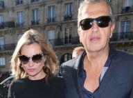 Kate Moss : Apparition sublime et remarquée, le top fait le show à Paris