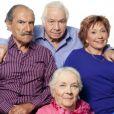 Les premières images de Scènes de Ménages, le prime time, avec Michel Galabru diffusé le 8 octobre 2012 sur M6