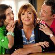 Les premières images de Scènes de Ménages, le prime time, avec Michèle Bernier diffusé le 8 octobre 2012 sur M6