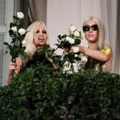 Lady Gaga : Hommage joyeux à Gianni Versace pendant son escale milanaise