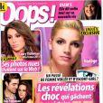 La couverture du magazine  Oops  sorti le vendredi 5 octobre.