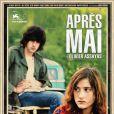 L'affiche du film  Après Mai  d'Olivier Assayas, qui sortira le 14 novembre 2012.