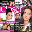 Le magazine  Closer  en kiosques le samedi 6 octobre 2012.