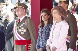 Princesse Letizia : Solennelle avec la famille royale pour un grand honneur