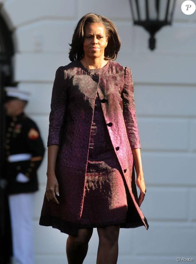 C'est vident que Michelle Obama a un gros postrieur