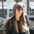 """""""Jessica Biel dans les rues de Paris le 7 octobre 2012"""""""