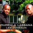 Ouceni et Lassana, candidats du jeu d'aventure  The Amazing Race  sur D8.