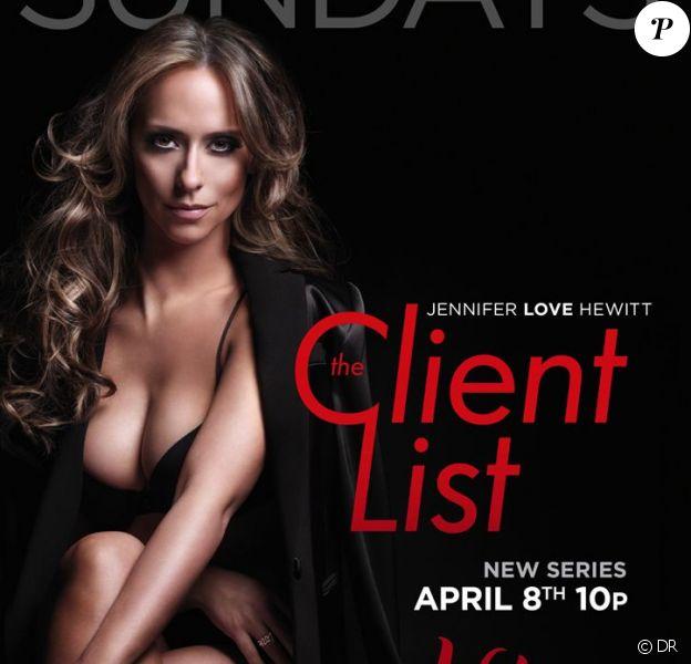 Jennifer Love Hewitt dans The Client List