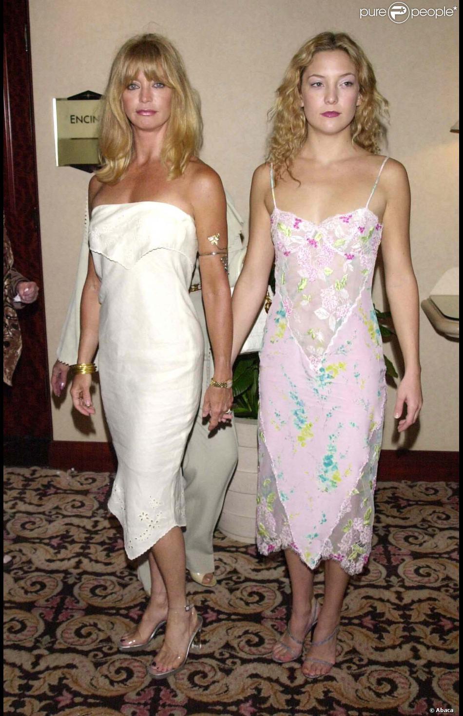 Kate Hudson Et Goldie Hawn