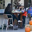 Maria Shriver et sa première fille Katherine Schwarzenegger à Los Angeles, le 13 octobre 2012.