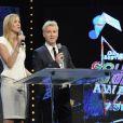 Mary Pattrux et Darren Tullett. Pierre Casiraghi présidait le 16 octobre 2012 au Forum Grimaldi de Monaco, en représentation de son oncle le prince Albert, la cérémonie de remise des Georges Bertellotti Golden Podium Awards.