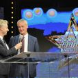 Claudio Ranieri de l'AS Monaco a été récompensé. Pierre Casiraghi présidait le 16 octobre 2012 au Forum Grimaldi de Monaco, en représentation de son oncle le prince Albert, la cérémonie de remise des Georges Bertellotti Golden Podium Awards.