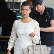 Kourtney Kardashian : En quête de lingerie pour mettre du piment dans son couple