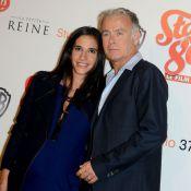 Franck Dubosc et Danièle, enceinte : Plus amoureux que jamais pour Stars 80