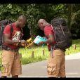 Les jumeaux - Amazing Race, lundi 22 octobre 2012 sur D8