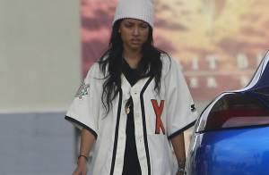 Chris Brown de nouveau avec Karrueche Tran plutôt qu'avec Rihanna ?