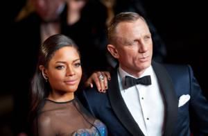 Skyfall - Daniel Craig à Londres: Classe et sensualité avec ses James Bond Girls