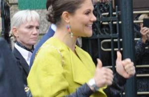 Princesse Madeleine fiancée : Les voeux de Victoria, Daniel, Silvia, assaillis !
