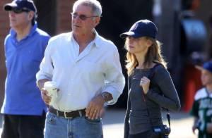 Calista Flockhart et Harrison Ford : Fans de leur fils Liam, pro du ballon rond