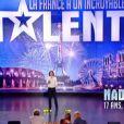Nadir le jongleur dans La France a un Incroyable Talent le 30 octobre 2012 sur M6