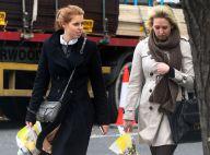 Princesse Beatrice : Pause déjeuner entre copines pour la jeune travailleuse