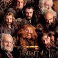 Les treize nains du  Hobbit : Un voyage inattendu  de Peter Jackson, en salles le 12 décembre.