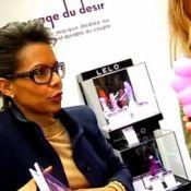 Audrey Pulvar dans un sex-shop : La journaliste en plein malaise