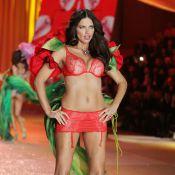 Défilé Victoria's Secret : Adriana Lima et Alessandra Ambrosio sexy avec Rihanna