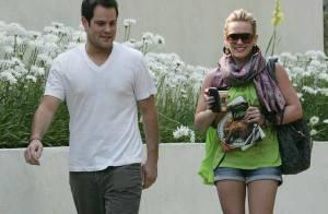 PHOTOS : Hilary Duff est fan de mini-short...