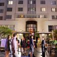 L'inauguration de l'hôtel SLS South Beach de Miami avait lieu le 8 novembre 2012