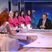 Miss France 2013 : Les 33 Miss sublimes s'invitent au JT de Jean-Pierre Pernaut