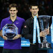 Federer, Tsonga, Djokovic... Le juteux business de l'exhibition