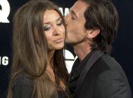 Adrien Brody : Amoureux fou de Lara Lieto, il ne cesse de la couvrir de baisers