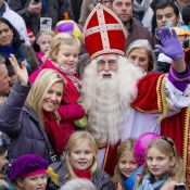 Princesse Maxima : Avant-goût de Noël avec ses filles, fans de Saint-Nicolas