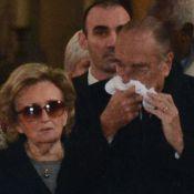 Jacques Chirac : Affaibli mais bien là aux obsèques de son ami Maurice Ulrich