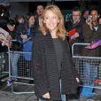 Kylie Minogue à Londres le 23 Novembre 2012.
