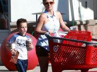 Britney Spears : Dimanche en famille avec Sean, Jayden et Jamie Lynn