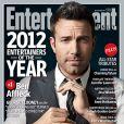 Ben Affleck, artiste de l'année pour Entertainment Weekly
