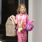 Violet Affleck : Atelier peluches et goûter pyjama pour son 7e anniversaire