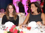 Stéphanie de Monaco : Sa fille Pauline, jolie complice au gala Fight Aids